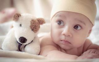Незрелость головного мозга у новорожденных детей