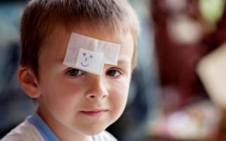 Признаки сотрясения головного мозга у ребенка: симптомы, диагностика и лечение