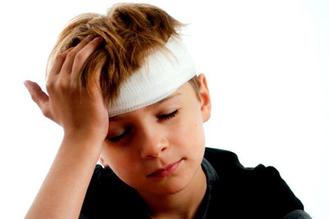 травма мозга головы
