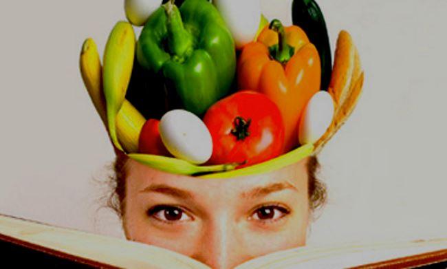 Влияние пищи на мозг