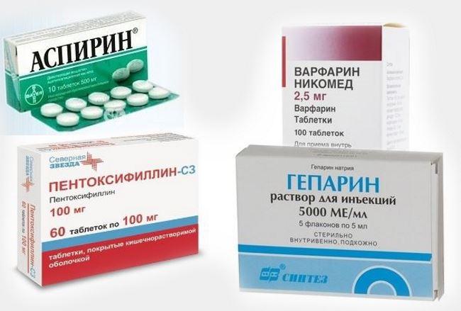Таблетки против тормбов в мозге