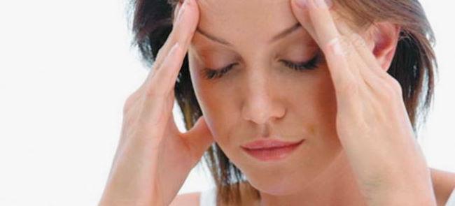 Расстройства при органическом поражении